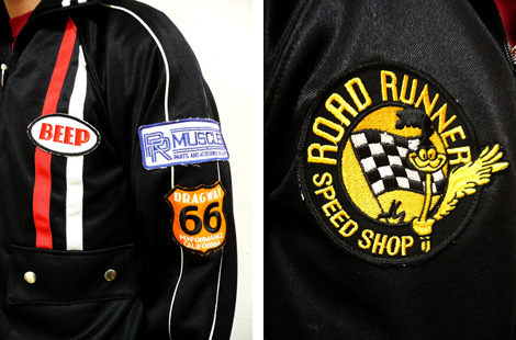 Cheswick×Road Runner CH65140 刺繍入りジャージ[ SPEED SHOP ]