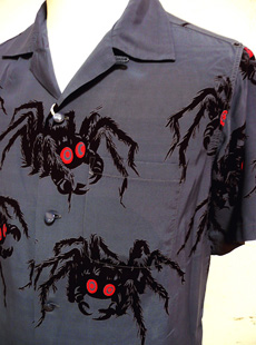 STAR OF HOLLYWOOD(スターオブハリウッド) SH35383 Open Shirts[ TARANTULA ]