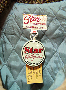 STAR OF HOLLYWOOD スターオブハリウッド SH12402 CAR CLUB COAT カークラブコート ファラオコート [ Black Devil ]