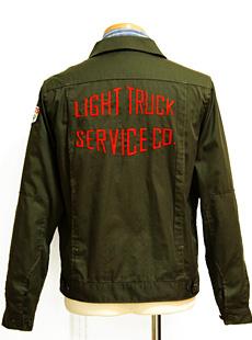 Pherrows (フェローズ) 12S-PWJ1 カスタムワークジャケット [ LIGHT TRUCK SERVICE CO. ]