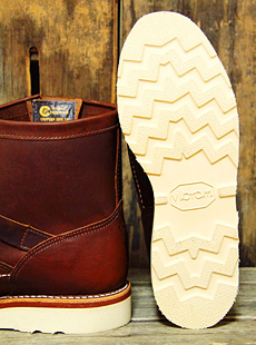 Chippewa チペワ 97876 7inch MOC ENGINEER BOOTS [ US TAN RENEGADE ]