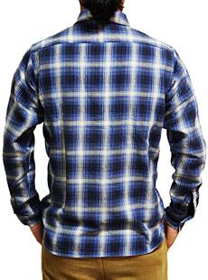 CATS PAW キャッツポウ CP25941 FLANNEL CHECK WORK SHIRTS フランネルチェックワークシャツ 実名復刻 東洋エンタープライズ