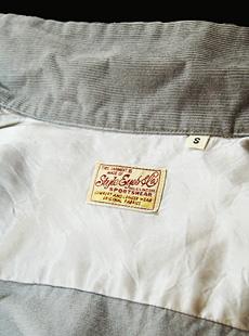 STYLE EYES スタイルアイズ SE25973 コーデュロイオープンカラーシャツ [ ELVIS DOT ]