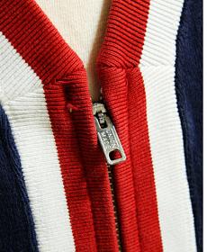 UES ウエス 2012 AW 721270 吊り裏毛スウェットカーディガン