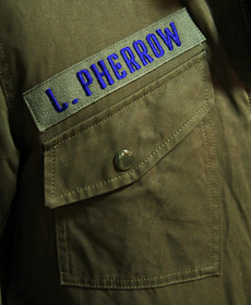 Pherrows フェローズ CWU-7/P-CUSTOM カスタムミリタリージャケット