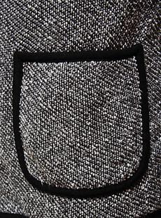 Pherrows フェローズ 13S-PBCC1 杢ジャズネップカーディガン