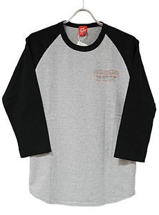 STUDIO DARTISAN ステュディオダルチザン 9669A 七分袖プリントTシャツ [ STUDIO DARTISAN ]