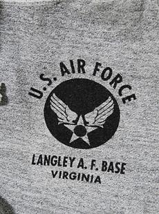 BUZZ RICKSONS �Х��ꥯ����BR40973��SWEAT PANTS [ U.S. AIR FORCE ] �������åȥѥ��