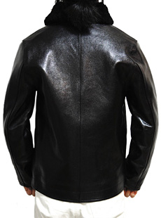 Y2 LEATHER ワイツーレザー GN-1 GOATSKIN N-1 DECK JACKET [ ゴートスキン ] デッキジャケット