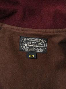 WhitesVille ホワイツビル WV13126 WOOL KNIT AWARD JACKET ウールニットアワードジャケット スタジャン