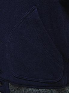 BUZZ RICKSONS バズリクソンズ BR13057 U.S.N. FOOTBALL TEAM WOOL KNIT JACKET フットボールチームウールニットジャケット