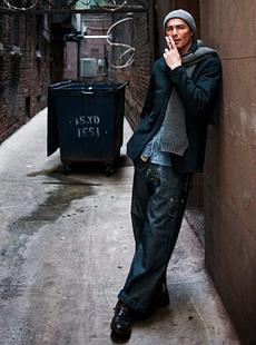 JOHN GLUCKOW JELADO ジェラード×ジョン・グラッコウ JGSA-14AW011 インディゴデニムワークパンツ [ Net Makers Trousers ] [ Dockworkers of the New Century ]