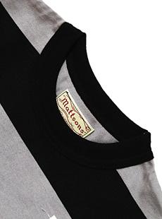 MATTSONS マットソンズ CUSHMAN クッシュマン 66309 WIDE BORDER L/S T-SHIRTS 太ボーダー長袖Tシャツ ロンTee