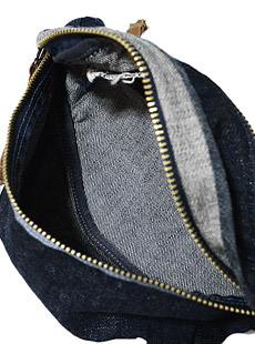 UES ウエス WB-1 オリジナルウエストバッグ
