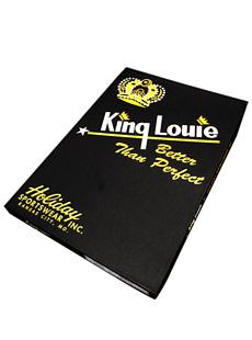 King Louie×BRIAN SETZER ORCHESTRA キングルイ×ブライアンセッツァーオーケストラ 実名復刻 KL37020 RAYON BOWLING SHIRT [ B.S.O ] 半袖レーヨンボーリングシャツ コラボレーション