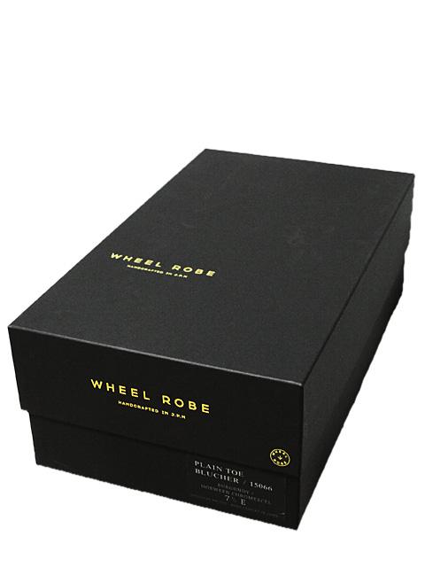 WHEEL ROBE(ウィールローブ) WR-15067 モックトゥオックスフォード MOC TOE OXFORD [ Last #314 ] [ HORWEEN CHROMEXCEL ]