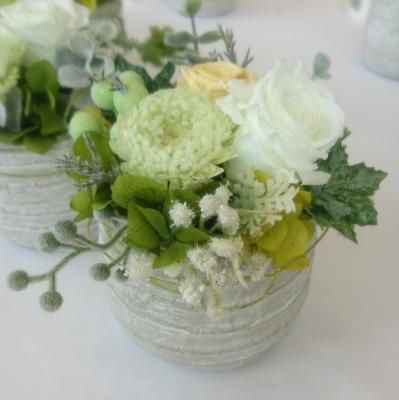 札幌プリンスホテルでランチ&お花のレッスン