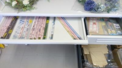 DIYでお花の梱包・ラッピング作業台を作りました