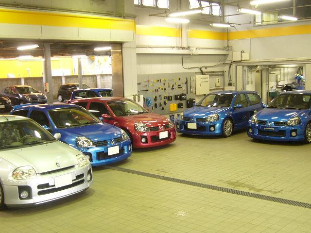 日本でこんなにV6が・・・