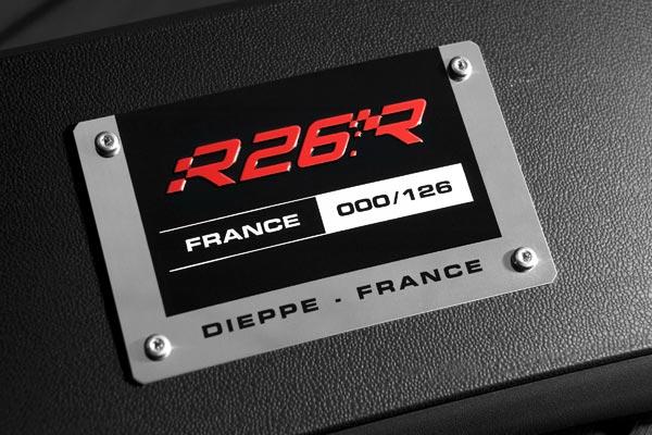 フランスでは126台