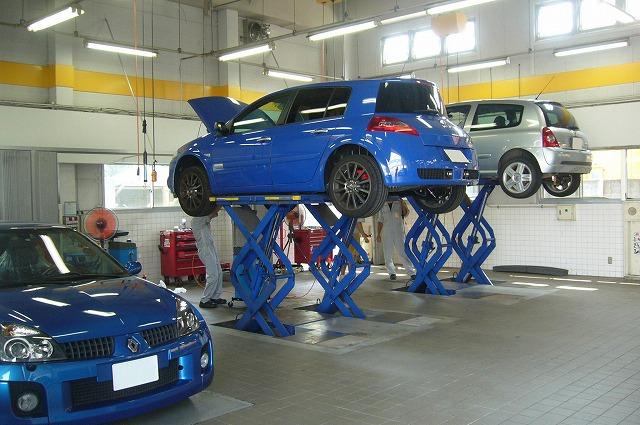 V6 & Megane RS & Lutecia RS