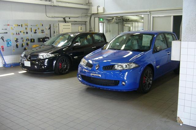 Megane RS 3ドア & 5ドア