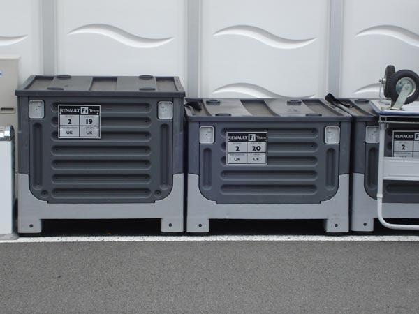 物品輸送用のケース