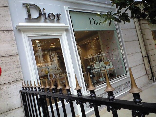 Diorの子供服