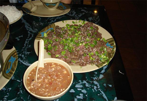 ベトナム風焼肉