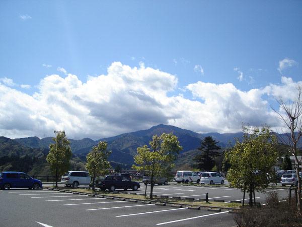 宮ヶ瀬湖までドライブ