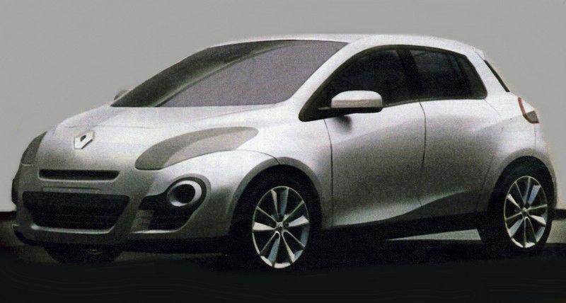 次世代のルーテシアのデザインモデルです