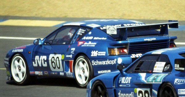 ALPINE A610 BITURBO