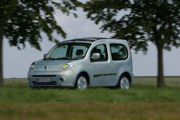 ルノーが開発する電気自動車なら、きっと楽しいクルマになっているでしょう
