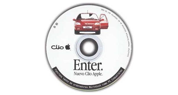 限定車「CLIO APPLE」です