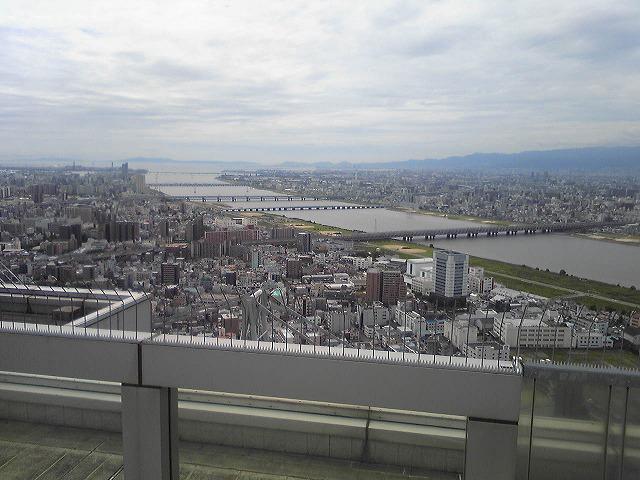 大阪の支流淀川です♪
