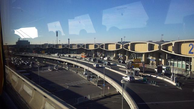 面白いフランスのシャルルドゴール空港