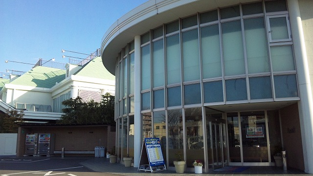 名古屋のスーパー銭湯にざこ寝で・・・