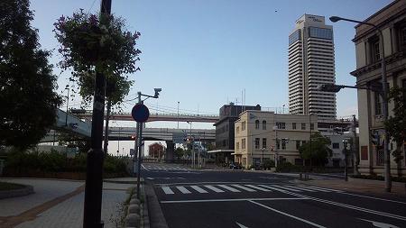 毎度の神戸泊