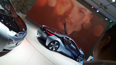 BMWだけど、これってミッションインポッシブルのクルマ?