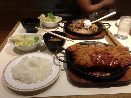 神田でお食事!