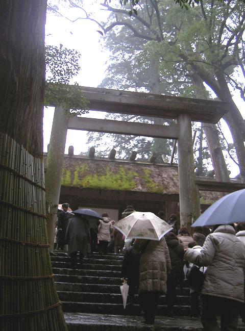 伊勢神宮(内宮)