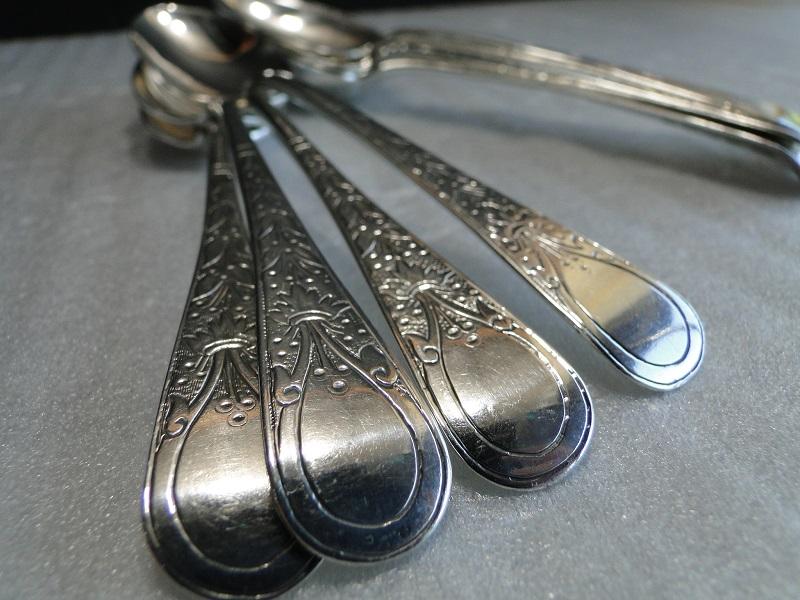 純銀 ホールマーク EXETER