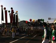祭り本番 2