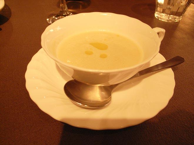 ウイキョウのスープ
