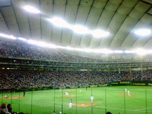 東京ドーム0925