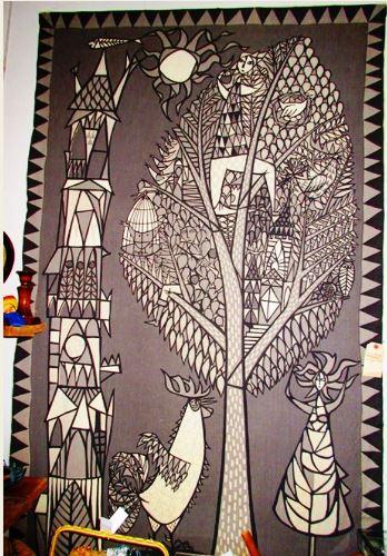 Stig Lindbergs Torn och paradisträd
