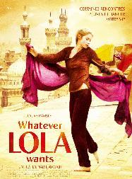 Whatever Lola Wants映画ポスター