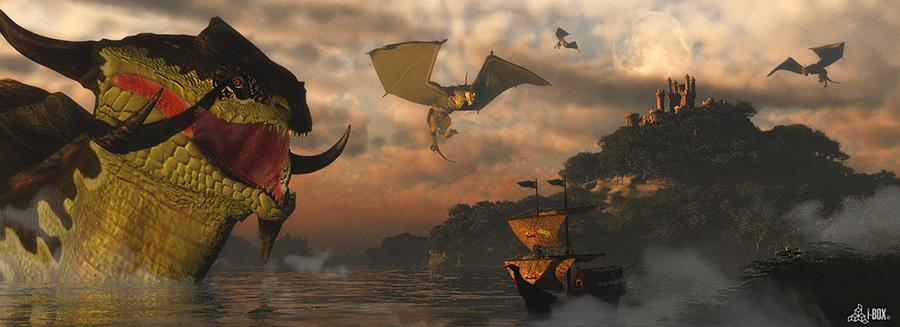 ドラゴン3