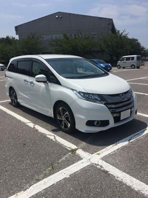 RC オデッセイ 車 フロアマットカーマット