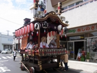 土浦祇園祭